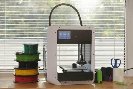 Skriware's Combo 3D Printer and Content Solution | 3D Printing in Manufacturing Today | Scoop.it
