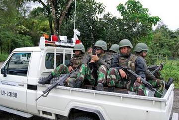 Two Indonesian soldiers shot in Papuan military post ambush   PAPUA MERDEKA ATAS DASAR KEADILAN   Scoop.it