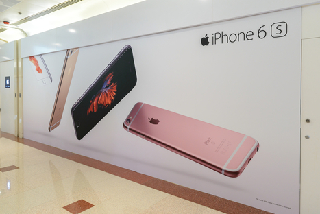 Apple May Slow Down iPhone 6s Production | PYMNTS.com | Access Control Systems | Scoop.it