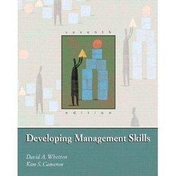 Developing Management Skills (9788120333789) David A. Whetten, Kim S. Cameron   Book – megaupload, rapidshare, hotfile, pdf, filesonic   Barefoot Leadership   Scoop.it