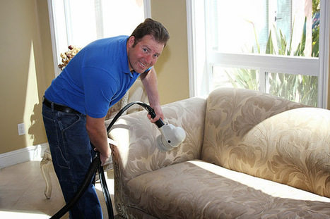 Upholstery Cleaning: Enhance your furniture's life ~ Knowledge Writing Blog | Carpet\Upholstery Cleaning | Scoop.it