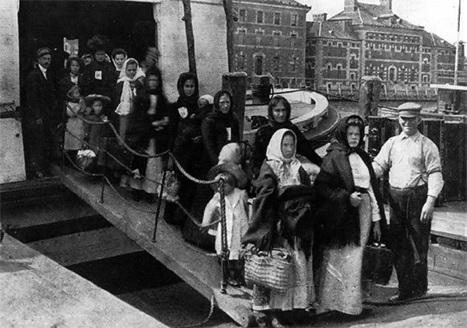 Des migrants en nombre immense : le cas de l'Irlande - France Culture | Quoi de neuf sur le Web en Histoire Géographie ? | Scoop.it