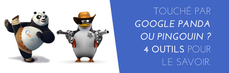 Touché par Google Panda ou Pingouin ? 4 outils pour le savoir - Ludis Media | BENEFITS ACHIEVED AT OSISKO MINING CORPORATION, MALARTIC WITH THROUGH OPTIMIZATION OF INVENTORY MANAGEMENT | Scoop.it