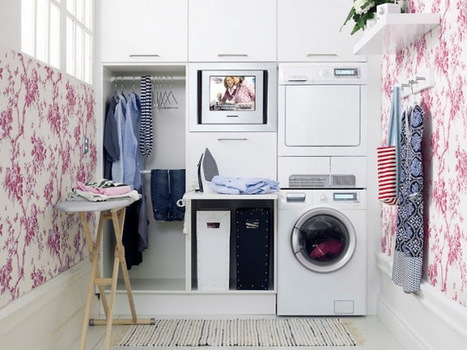 10 idées de design pour les salles d'utilité   Décoration maison intérieure et extérieure   Scoop.it