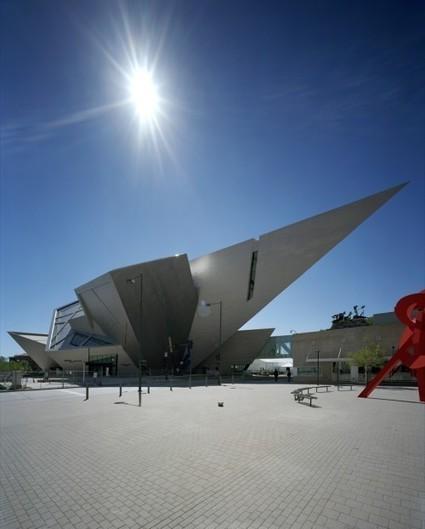 Denver Art Museum | Daniel Libeskind - Arch2O.com | ARCHIresource | Scoop.it