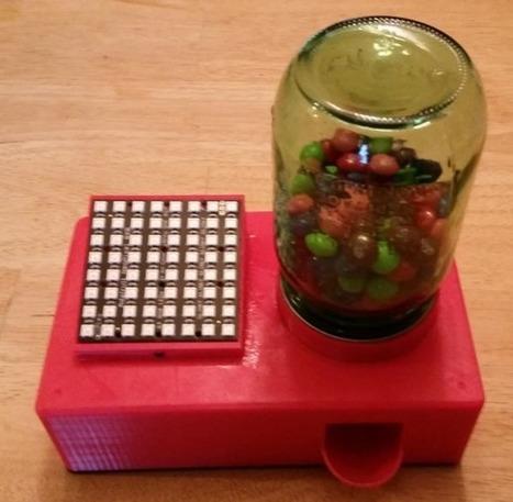 Make an Automated Candy Dispenser #Arduino | Raspberry Pi | Scoop.it