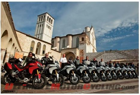 Experiencing Italy via Ducati Multistrada | UltimateMotorcycling.com | Desmopro News | Scoop.it