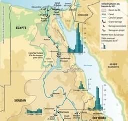 Le partage des eaux du Nil : des négociations entre craintes égyptiennes et rancœur éthiopienne (Moyen-Orient)   Géographie des conflits   Scoop.it