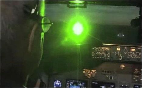 The Accident Caused By Improper Use of Laser Pointer | Laser from Highlasers | Scoop.it