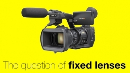 RedShark News - Is the fixed lens camera dead? | Videography | Scoop.it
