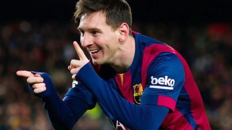 Why Lionel Messi Will Never Be Outdone By Anyone? | sports | Scoop.it