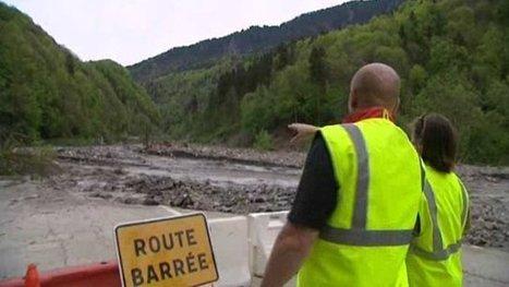 Savoie et Haute-Savoie, départements les plus touchés par les ...   Montagne - Risques et vulnérabilités   Scoop.it