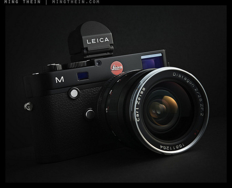 The 2013 Leica M Typ 240 | News photos | Scoop.it