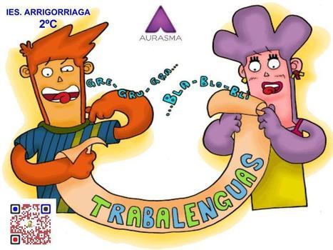 TRABALENGUAS en REALIDAD AUMENTADA (aurasma) | Para Docentes en el cambio :D | Scoop.it