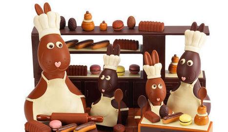 EN IMAGES. Notre sélection de chocolats de Pâques   Pierre Marcolini   Scoop.it