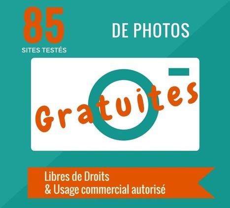 85 sites de Photos Gratuites et légales ! - Refeo.com | web by Lemessin | Scoop.it