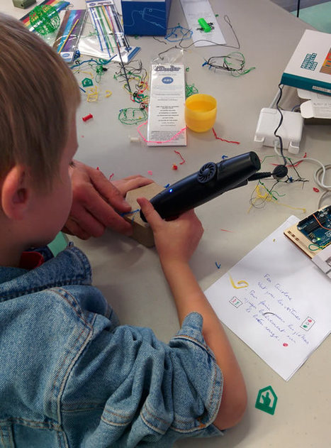 Tilt: Raspberry PI et Impression 3D à Theix (Morbihan)   Fablabs_et_pedagogie   Scoop.it