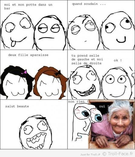 Les  apparences sont parfois trompeuse !   Trollface , meme et humour 2.0   Scoop.it