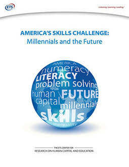 Report: American Millennials Fall Short at Problem-Solving in Tech-Rich Environments, Other Skills -- Campus Technology | Digital natives, millenials, nativos digitales | Scoop.it