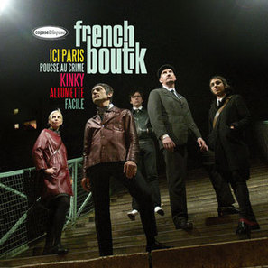 French Boutik – Ici Paris double 45 (CopaseDisques) | Mod Scene Weekly | Scoop.it