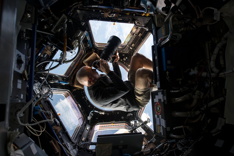 Top 15 Space Station Earth Images of 2015 | Fragments of Science | Scoop.it