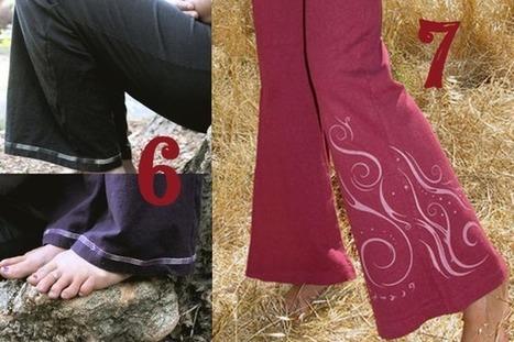 Hemp Fashion for Yoga: Our Picks! - Hempista Magazine | Elegant Cannabis Lifestyle | Scoop.it