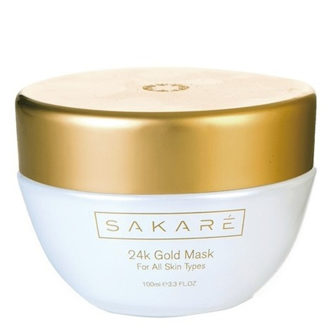 Let your skin shine like gold with Sakare's 24K Gold Mask | My beauty Secrets | Scoop.it