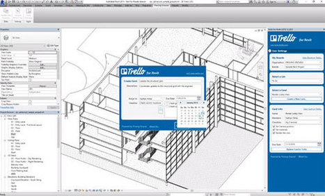 Trello for Revit – A useful add-in | BIM Forum | Scoop.it