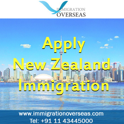 Apply New Zealand Immigration from India with Experts   Immigration Overseas: Global Immigration Visa Service Provider   Scoop.it