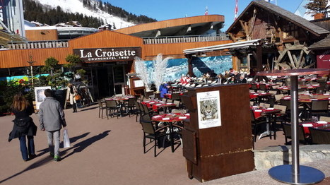 La station de Courchevel deviendra-t-elle une zone touristique internationale ? | CRAKKS | Scoop.it
