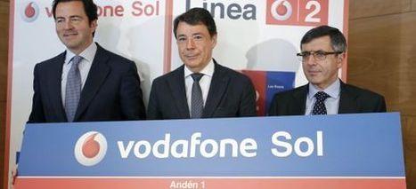 España   La Línea 2 del Metro de Madrid se llamará Vodafone   Metro ingresará 3 millones por el patrocinio publicitario   Vivespañol   Scoop.it