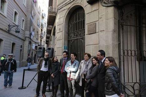Barcelona recuerda el paso de Roberto Bolaño por el Raval | Libro blanco | Lecturas | Scoop.it