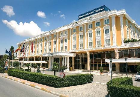Barcelo Eresin Topkapi Hotel | Corinne Hotel Istanbul | Scoop.it