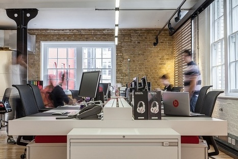 Trends that will shape office design in 2014 - K2 Space | Office Design News | Scoop.it
