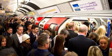 Take A Rare Look Inside The High-Tech Control Centre Of The London Underground — The World's Oldest Subway System | Everything from Social Media to F1 to Photography to Anything Interesting | Scoop.it