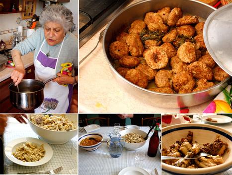 Italy traditions: Sunday Family Lunch in Abruzzo | Italia Mia | Scoop.it