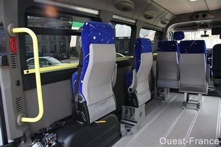 Personnes à mobilité réduite : un bus à la carte - maville.com | Mobilité handicapés | Scoop.it