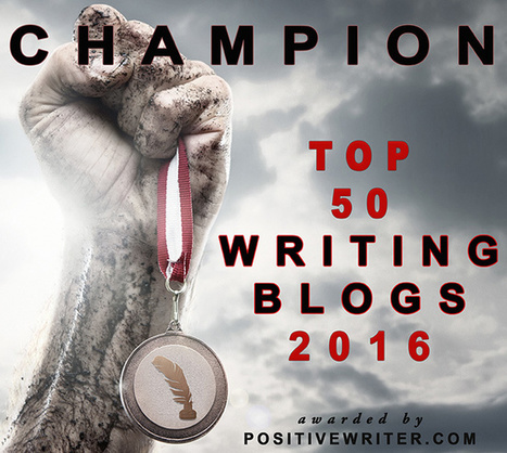 Top 50 Writing Blogs for 2016 | Scriveners' Trappings | Scoop.it