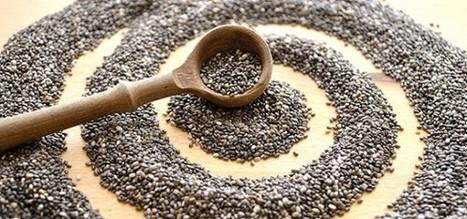Soffri di stipsi? Ecco il rimedio che fa per te, scopri i semi di Chia   Alimentazione Naturale, EcoRicette Veg e Vegan   Scoop.it