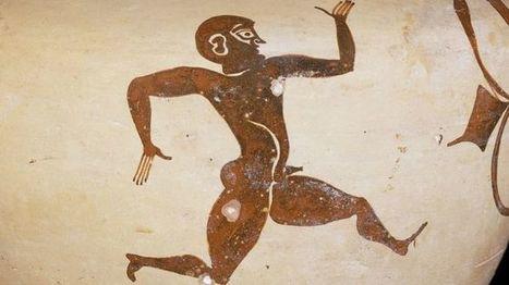 Quién fue Leonidas de Rodas, el atleta cuyo récord olímpico de hace más de 2.000 años fue superado por Michael Phelps | Arqueología, Historia Antigua y Medieval - Archeology, Ancient and Medieval History byTerrae Antiqvae | Scoop.it