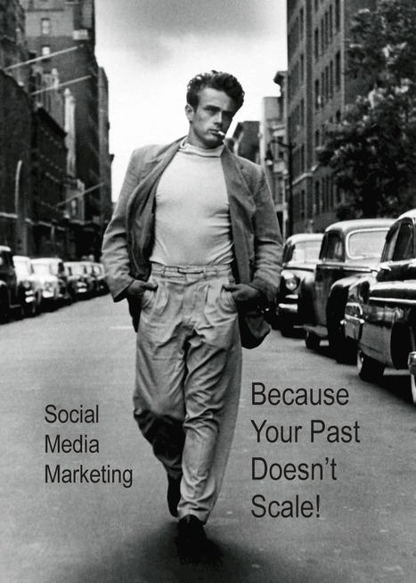 Social Media Marketing...Because Your Past Doesn't Scale | Social Marketing Revolution | Scoop.it