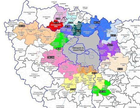 Nouveau périmètre de notre Agglomération et regroupement avec  les agglomérations de l'Essonne : un NON SENS ! | Mon journal | Scoop.it