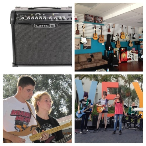 What to look for when buying the best guitar amp? | Music Lessons Weston Florida | Scoop.it