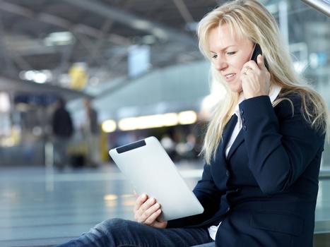 Le marché des tablettes va être dopé par la demande en entreprise - iLoveTablette.com | L'édition numérique pour les pros | Scoop.it