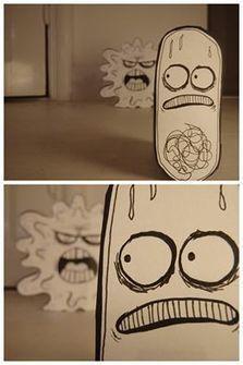 Pedromics: Science cartoons by Pedro Veliça | General Microbiology | Scoop.it