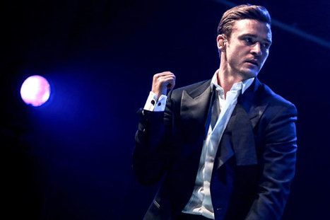 Justin Timberlake Made a Fortune Giving His Album Away | Wiseband | Scoop.it