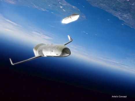 DARPA's Experimental Space Plane XS-1 Starts Development | YF-23 | Scoop.it