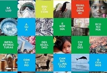 Los nuevos Objetivos de Desarrollo Sostenible en la agenda post 2015 | Un poco del mundo para Colombia | Scoop.it