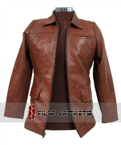 Hunger Games Jacket | Brown Leather Katniss Jacket for Womens | House of outfits | Scoop.it
