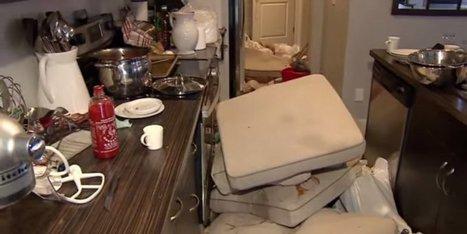 Vidéo : un couple retrouve sa maison saccagée après l'avoir louée sur Airbnb | E-Organizational Behavior | Scoop.it